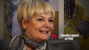 Entrevista a Claudia Lapacó