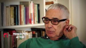 Entrevista a Horacio Peña